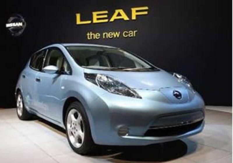 El Leaf de Nissan quedará fuera del alcance económico de muchos conductores de Japón. (Foto: Reuters)