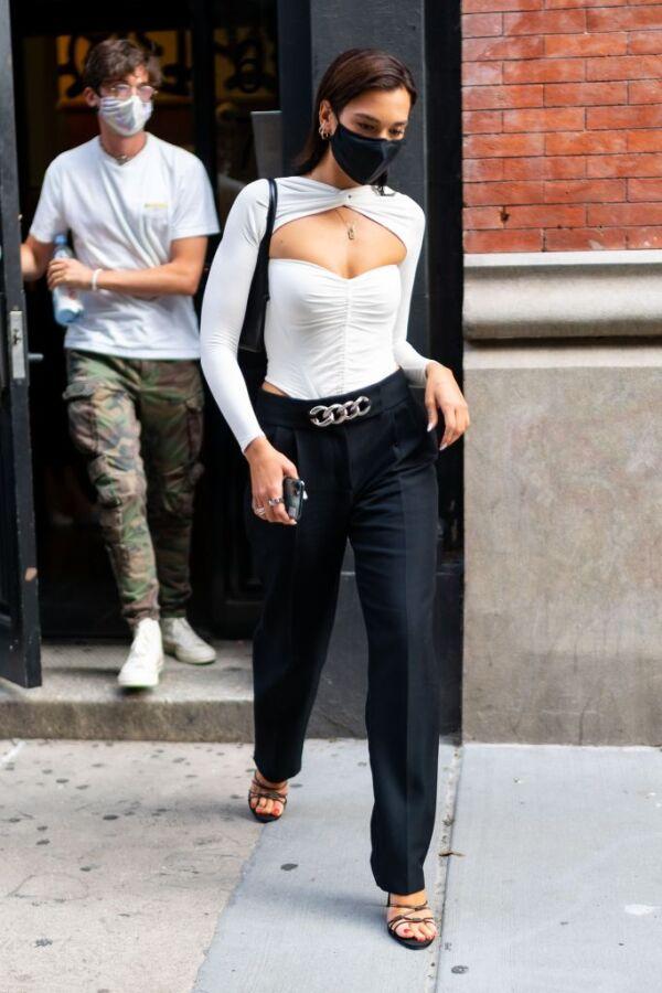 Celebrity Sightings In New York City - July 16, 2020