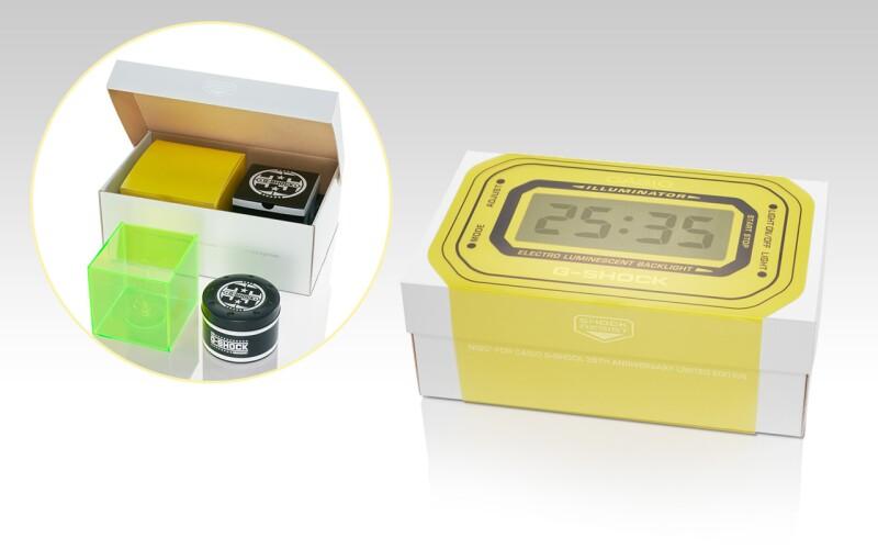 5c911855d3a8 Casio G-Shock. Casio G-Shock Estos dos relojes de edición especial están  limitados a 35 ...