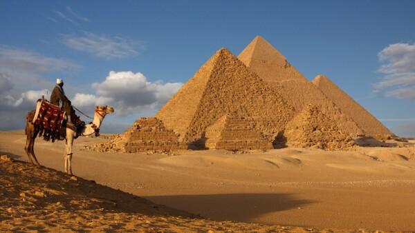 Egipto - Antiguo Egipto - pirámides de Egipto