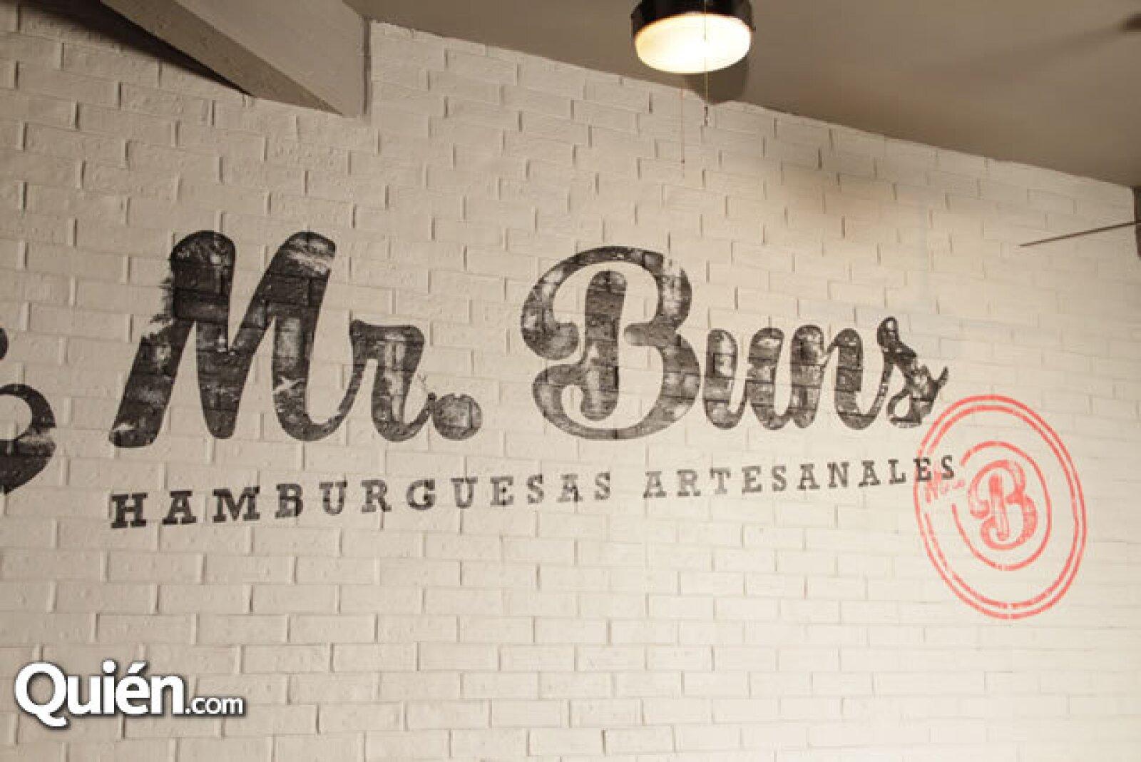 Mr. Buns