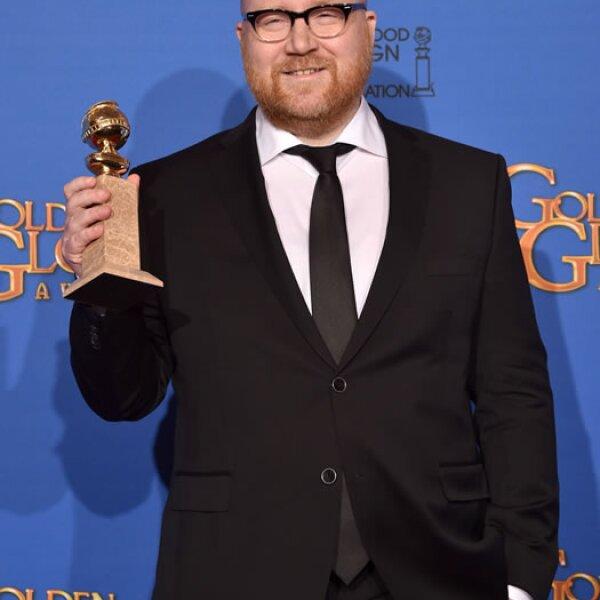 Jóhann Jóhannsson resultó ganador por Mejor Banda Sonora.