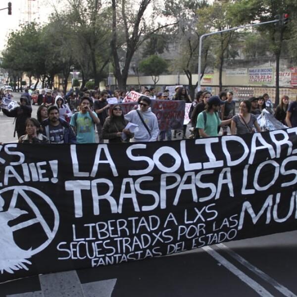 marcha ciudad de mexico presos politicos2