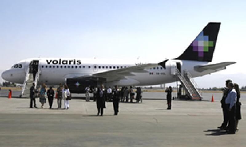 Volaris realiza vuelos desde México a las ciudades de California, Nevada e Illinois y prevé aterrizar en Florida. (Foto: AP)