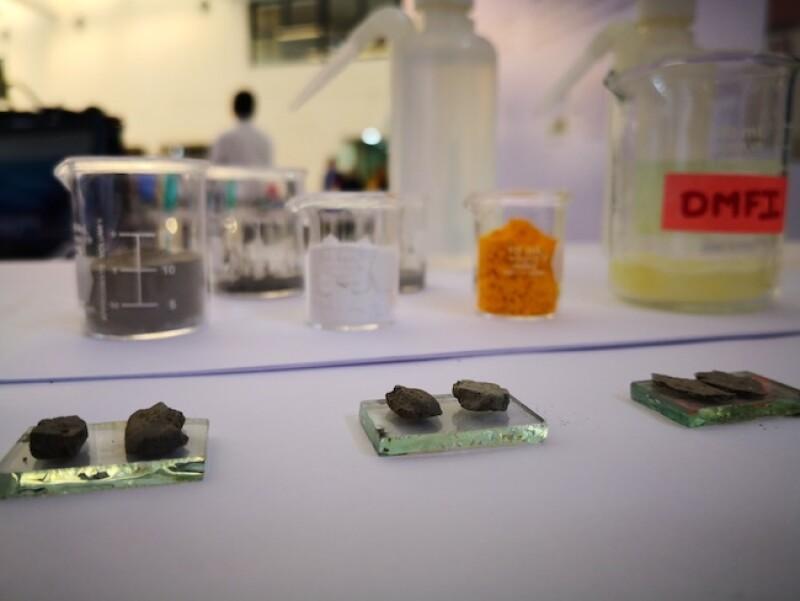 Cemento creado en el IPN que puede generar electricidad de la luz solar