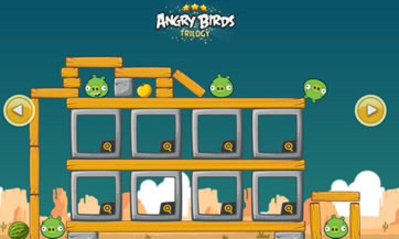En México, el nuevo juego se podrá adquirir a partir del 29 de septiembre. (Foto: Tomada de http://trilogy.angrybirds.com)