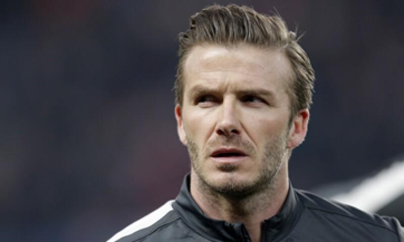 La revista Fortune considera a David Beckham como el el séptimo deportista mejor pagado en el mundo. (Foto: AP)