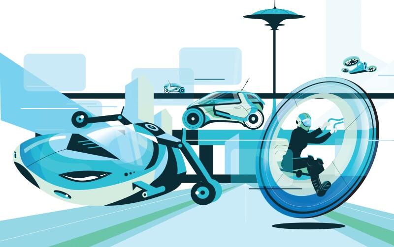 Transporte futuro