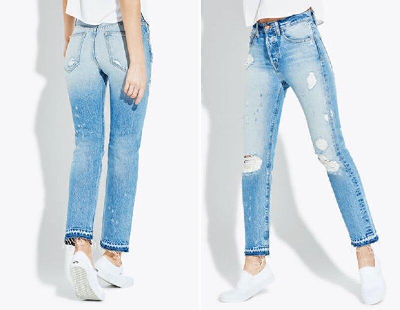 La firma AYR lanzó The Form, unos pantalones de mezclilla que prometen hacerte un cuerpazo. El rumor ya llegó a manos de muchas mujeres que tendrán que esperar para tener el tan codiciado denim.