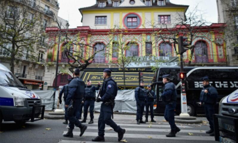 El teatro Bataclan fue el sitio con mayor número de muertos en los ataques de París. (Foto: Getty Images)