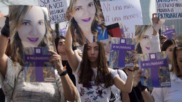 feminicidio Abril Pérez Sagaón
