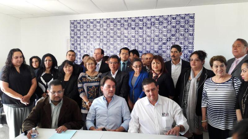 Exigen al secretario de Gobernación, Miguel Ángel Osorio Chong, seguridad para Francisco Xavier Berganza.