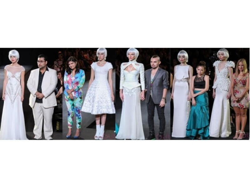 El tema de la edición en que ganó Leonardo fue Haute Couture en Blanc. La sede: Acapulco.
