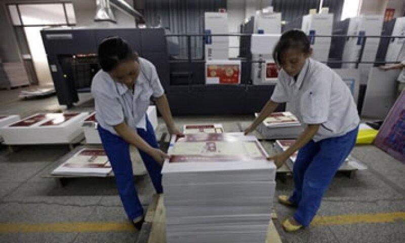 La cifra apunta a un aterrizaje duro para la economía de China, de acuerdo con analistas.  (Foto: Reuters)