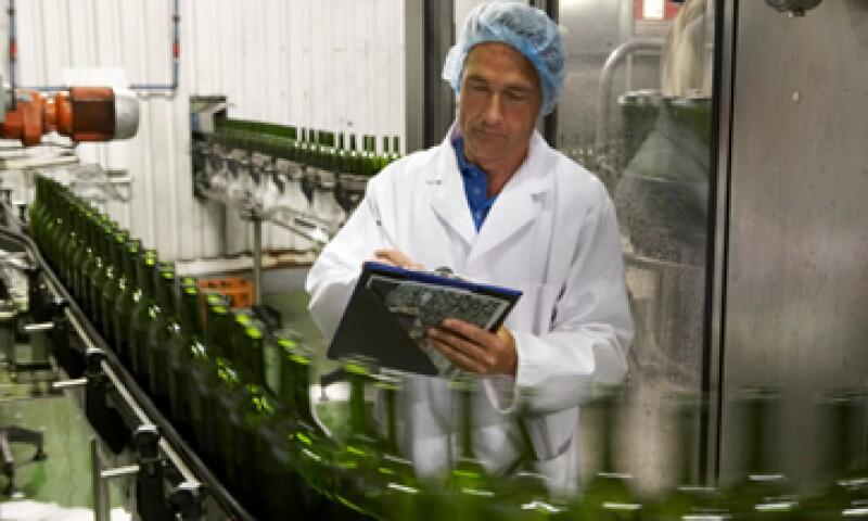 Las manufacturas cerraron el año con una expansión de 1.4%. (Foto: Getty Images)