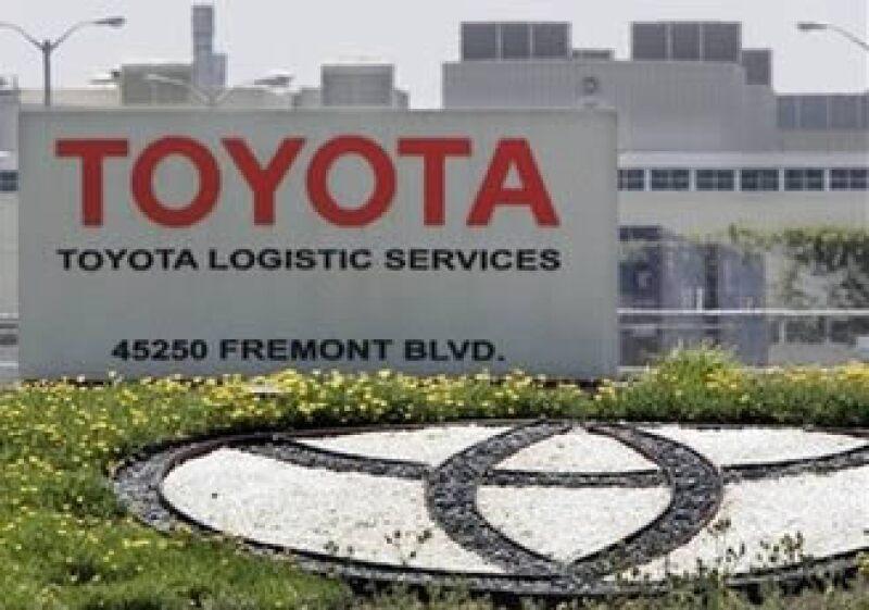 Toyota ocupa el primer lugar en cantidad de vehículos vendidos a nivel mundial. (Foto: AP)