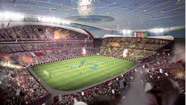 Estadio Lusail Qatar 2022