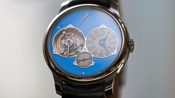 Tourbillon Souveraine de F. P. Journe