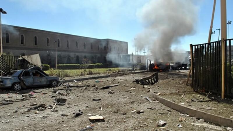 ataque Yemen Ministerio Defensa