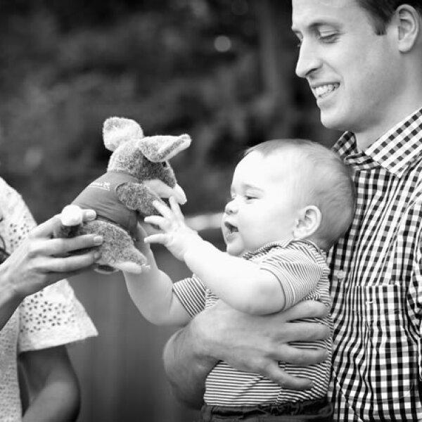 No cabe duda que son una familia muy linda.