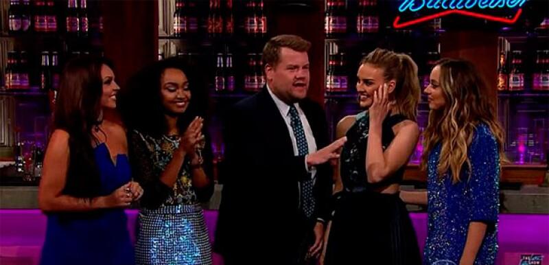 """La cantante afirma que se siente """"bien"""" después de que su exprometido rompiera su compromiso gracias al apoyo que está recibiendo de sus compañeras del grupo Little Mix."""