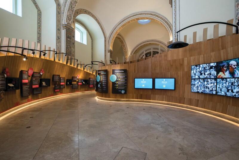 Tuux - Diseño - Museo Constituciones