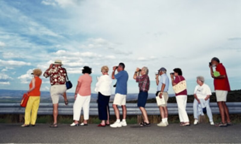 El turismo británico a México creció 12% en 2011, de acuerdo al Gobierno federal. (Foto: Thinkstock)