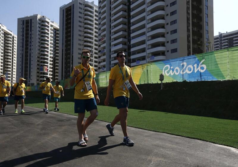 villa olímpica deportistas río