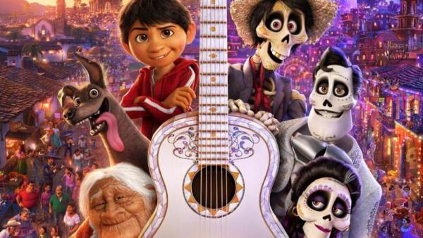 Esto es lo que verás en la cinta 'Coco', de Disney Pixar