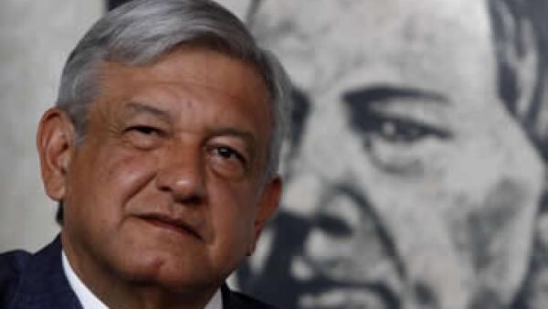 Andrés Manuel López Obrador buscará ser candidato presidencial por tercera vez. (Foto: Notimex)