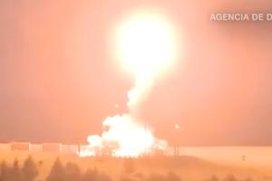 Estados Unidos informa que probó con éxito un sistema de defensa antimisiles