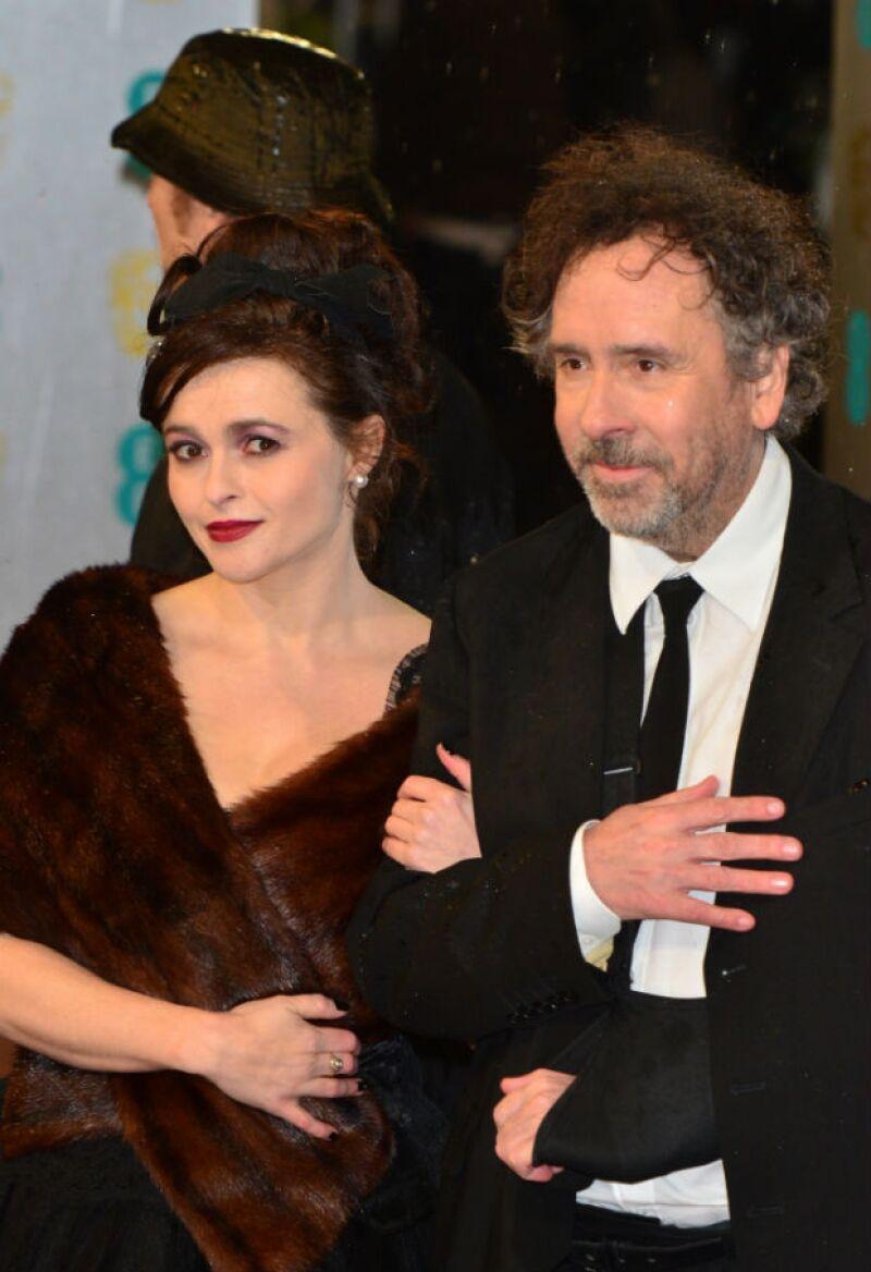 La pareja de artistas se entendía muy bien dentro y fuera del set de filmación.