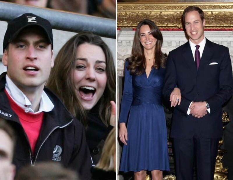 Kate y Guillermo después de varios años de noviazgo decidieron llevar a otro nivel su relación.