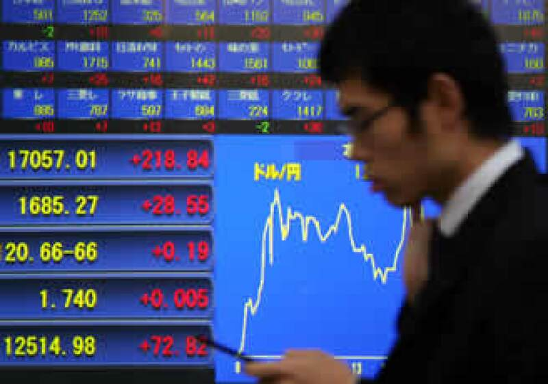 Analistas desestiman las posibilidades de que Japón actúe frente a la caída del dólar. (Foto: AP)