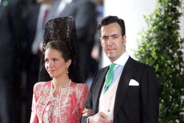 Infanta Cristina y