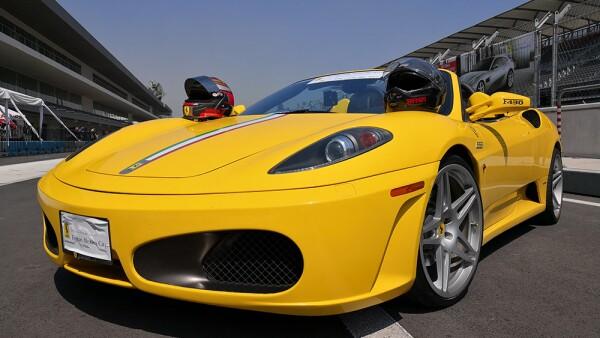 Un día dedicado a Ferrari