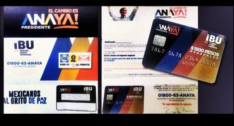 Las tarjetas IBU