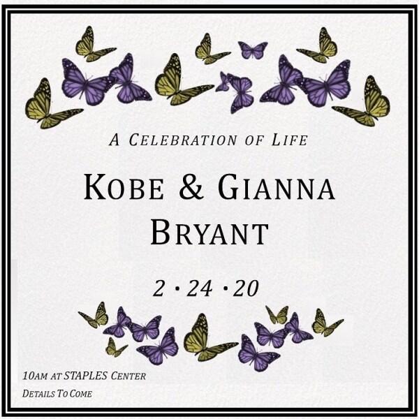Funeral Kobe y Gigi Bryant