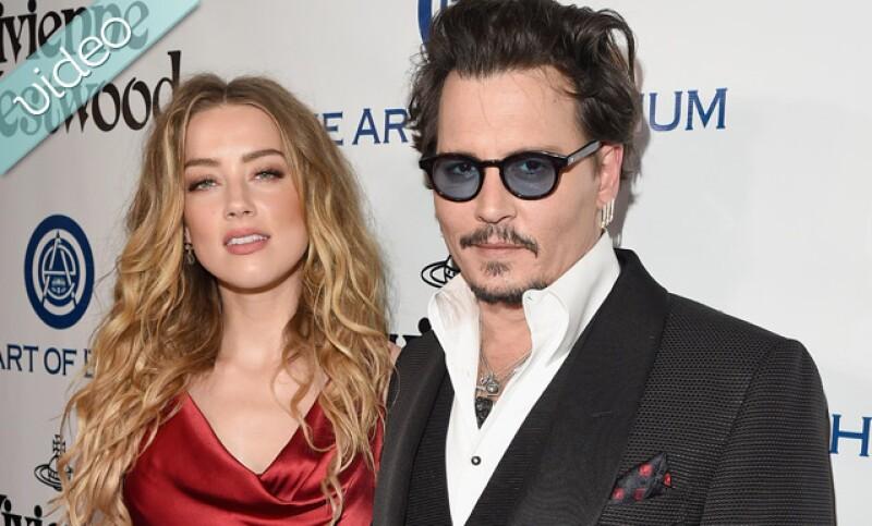 Johnny Depp y Amber Heard son actualmente el centro de atención, luego de darse a conocer su repentina separación. Es por eso que hacemos un recuento de lo que sabemos hasta el momento.