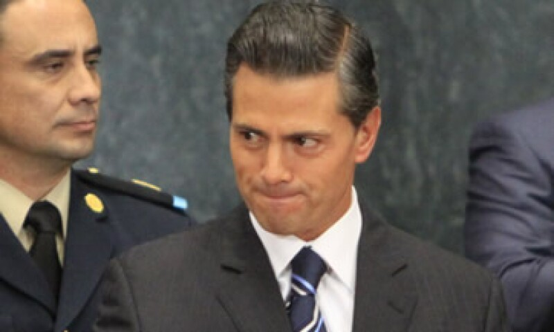 Peña Nieto busca que no haya cuestionamientos a la obra, dijo Ruiz Esparza. (Foto: Cuartoscuro )