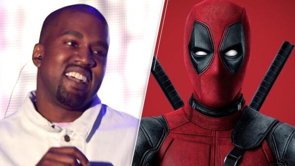 Kanye West quiere sus canciones en la tercera película de Deadpool