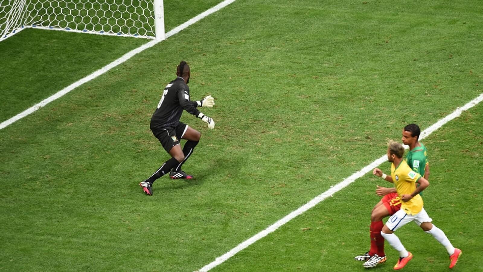 Neymar, gol