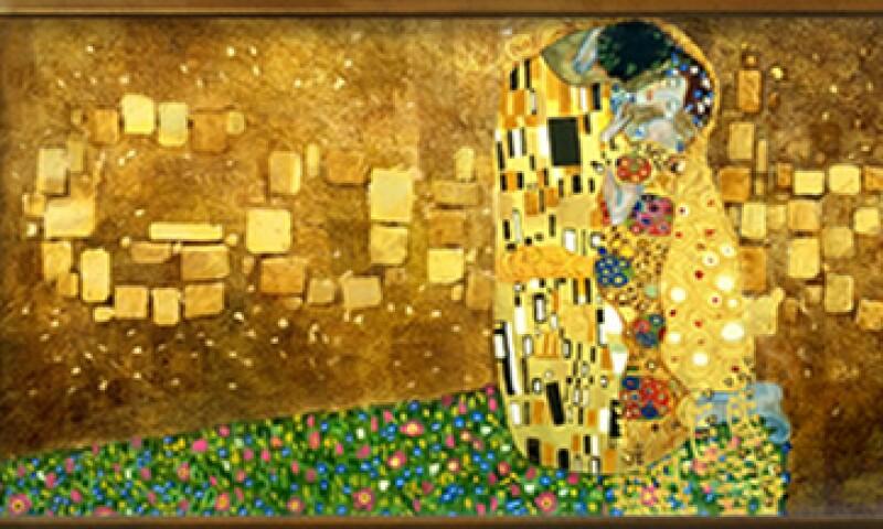 Los trabajos de Klimt tienen una intensa energía sensual. (Foto: Tomada de Google)