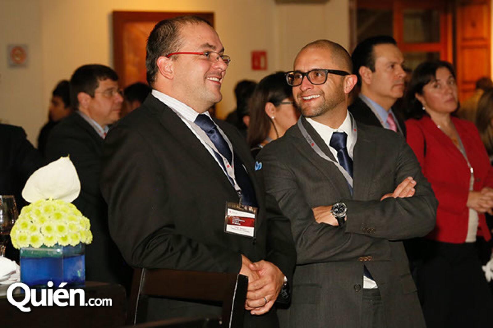 Jorge y Marcos Carrasco