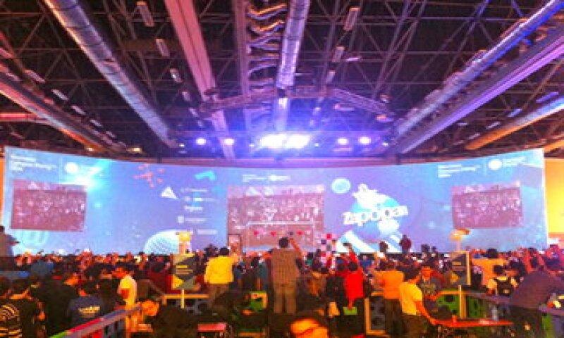 La quinta edición de Campus Party reunió a más de 10,500 campuseros en Zapopán, Jalisco.  (Foto: Gabriela Chávez)