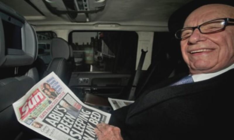 Rupert Murdoch, director general de lNews Corp., enfrenta más acusaciones por el diario The Sun. (Foto: Thinkstock)