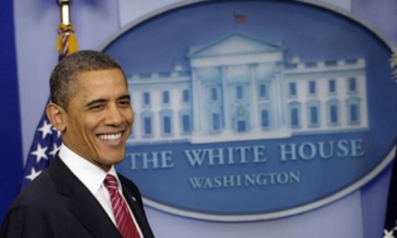 El presidente Barack Obama pidió a los ciudadanos que presionen a los legisladores. (Foto: AP)
