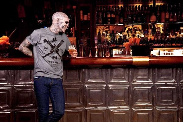Zombie Boy, el protagonista del video de Lady Gaga se suicida a los 32 años