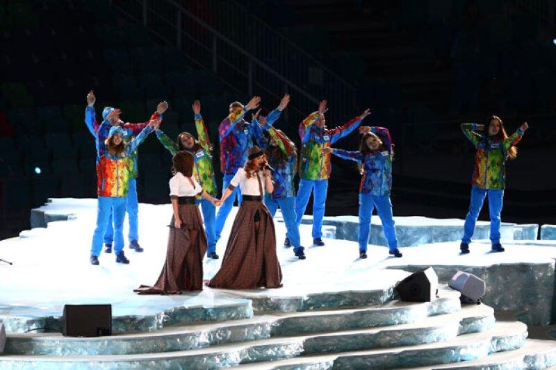 Yulia aseguró que mantuvo su cáncer en secreto incluso a los organizadores de los Juegos Olímpicos de Invierno en Rusia hace un par de años.
