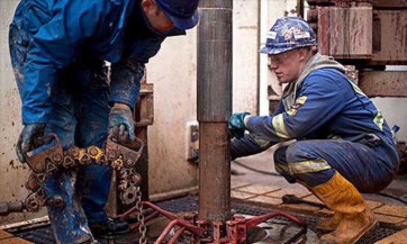 El Reino Unido aún tiene que establecer pozos de perforación y cultivar una industria energética. (Foto: Cortesía CNNMoney.com)